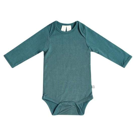 Emerald Long Sleeve Bodysuit | Kyte BABY