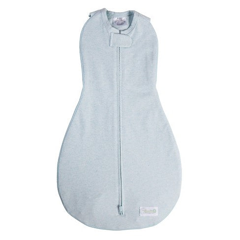 Dusty Mint Grow With Me 3 Swaddle | Woombie