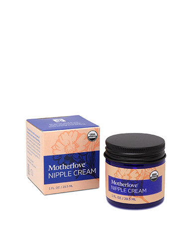 Nipple Cream Organic Salve | Motherlove