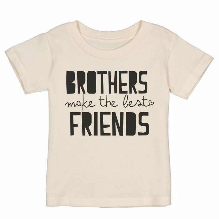 'Brothers Make the Best Friends' Tee | Morado Designs