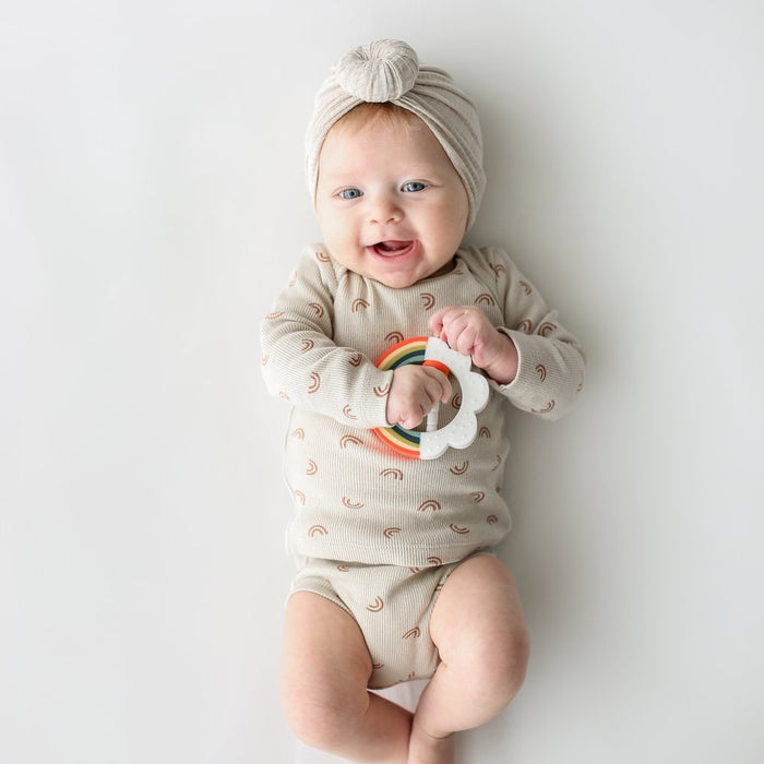 Little Rainbow Teether Toy | Lucy Darling