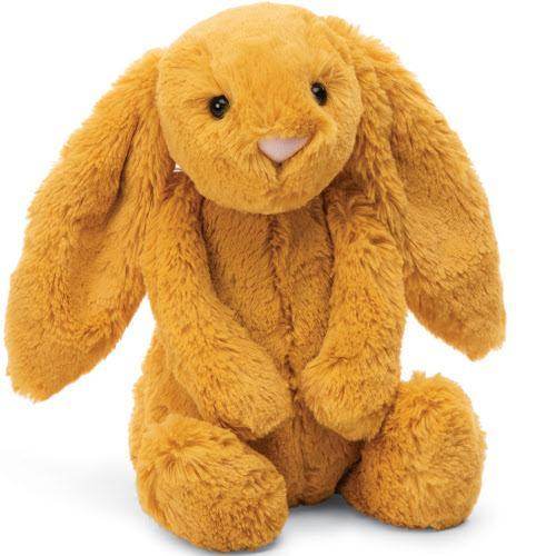 Bashful Saffron Bunny - Medium | Jellycat