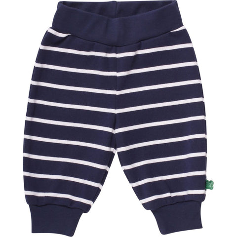 Navy Stripe Pants | Fred's World
