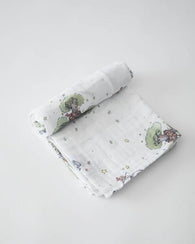 The Little Prince Swaddle Blanket | Little Unicorn