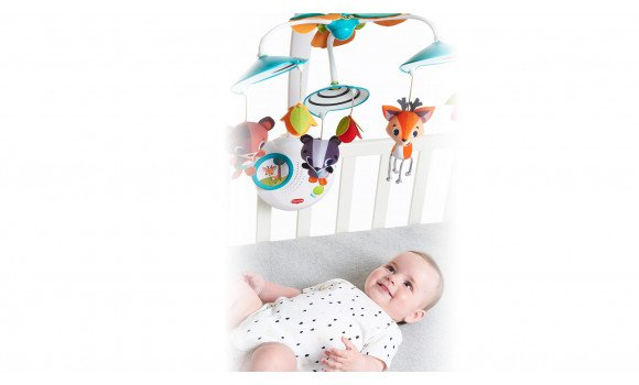 Into the Forest Classic Crib Mobile | Tiny Love