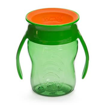 WOW CUP for Baby 360 Transition Sippy Cup, 7 oz. /207 ml | WOW GEAR
