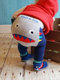 Ziggy Monster Leggings | Blade & Rose Ltd.
