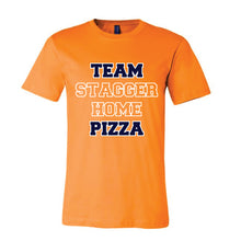 Load image into Gallery viewer, Cottage Inn Team Stagger Home Pizza T-Shirt