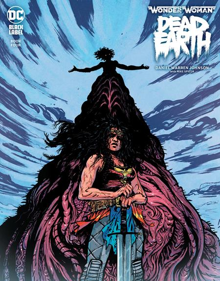 Wonder Woman Dead Earth #4 (of 4) - Comics