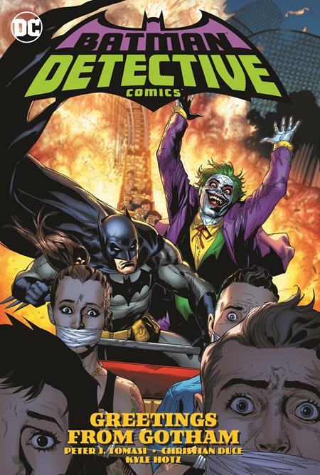 Batman Detective Comics Vol 03 Greetings From Gotham T - Books