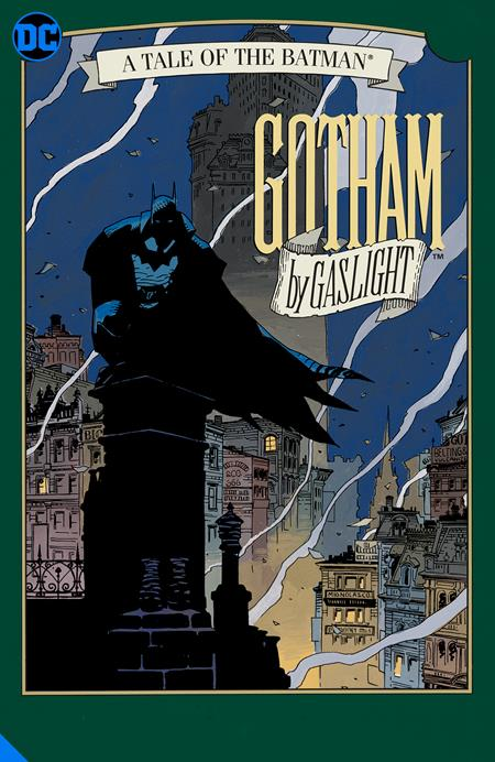 Batman Gotham By Gaslight The Deluxe Edition HC - Books