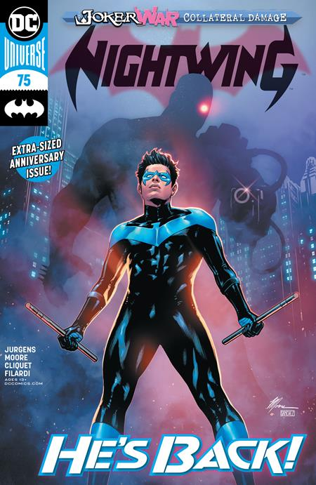 Nightwing #75 Cvr A Travis Moore - Comics