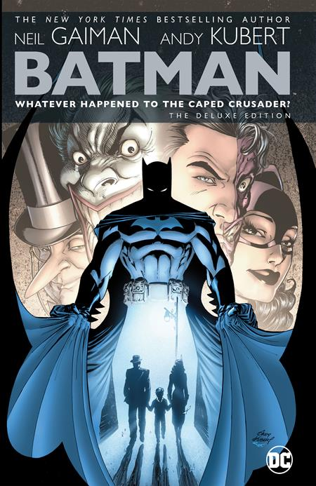 Batman Whatever Happened to The Caped Crusader Deluxe - Books