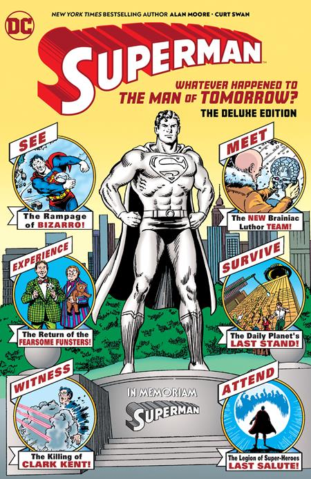 Superman Whatever Happened to The Man of Tomorrow Delu - Books
