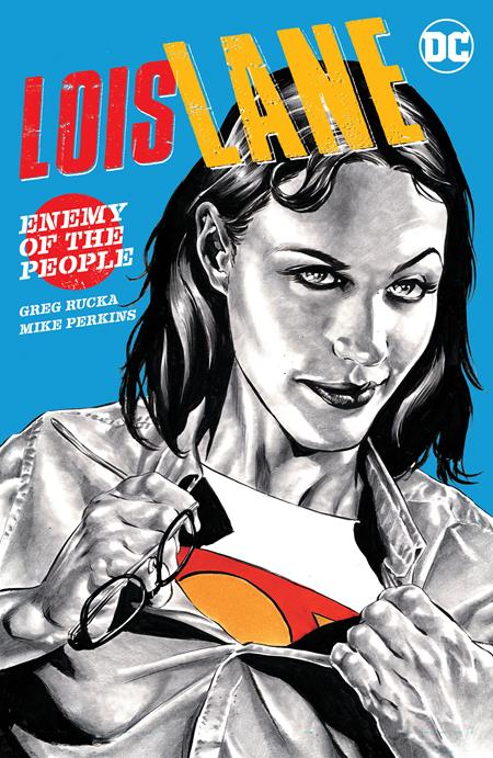 Lois Lane Enemy of The People TP - Books