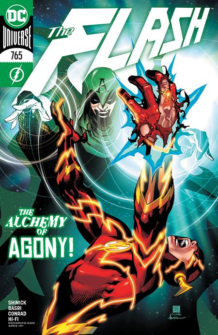 Flash #765 Cvr A Bernard Chang - Comics