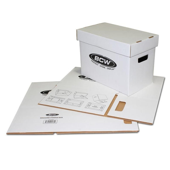 BCW Magazine Box