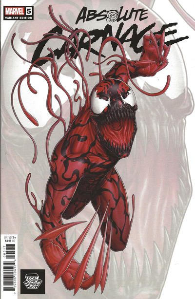 Absolute Carnage (2019) #5 Issue 5 cover