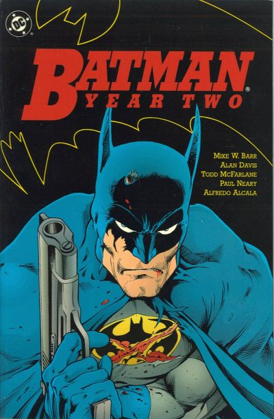Batman: Year Two (1990) book Issue [nn] cover