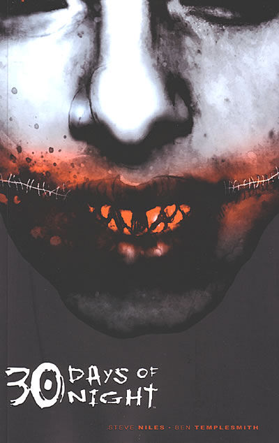 30 Days of Night (2003) book Issue [nn] cover
