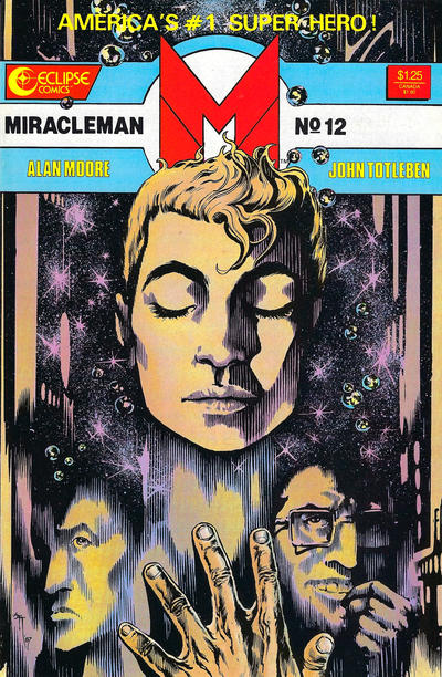 Miracleman (1985) #12 Issue 12 cover