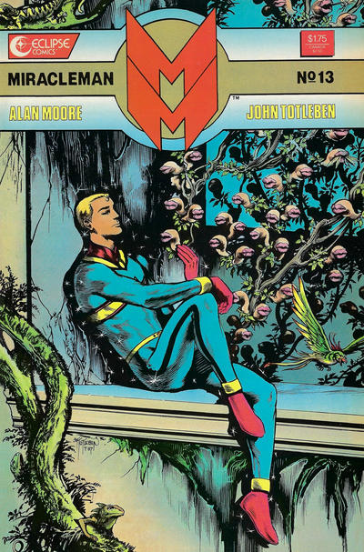 Miracleman (1985) #13 Issue 13 cover