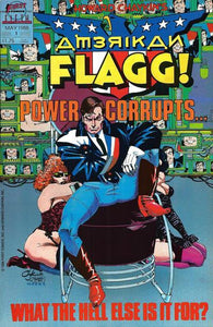 Howard Chaykin's American Flagg #1-12