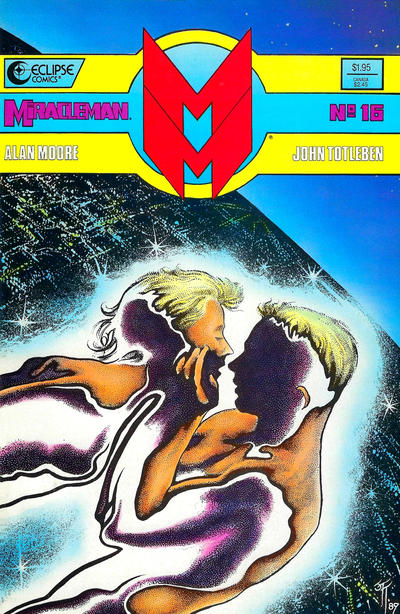 Miracleman (1985) #16 Issue 16 cover