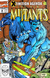 New Mutants (1983)  #96 Issue 96 cover