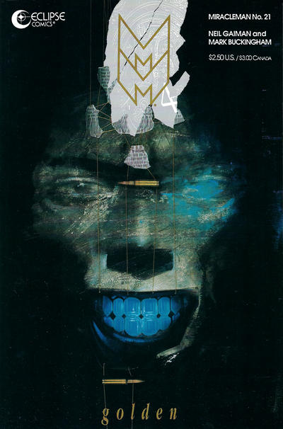 Miracleman (1985) #21 Issue 21 cover