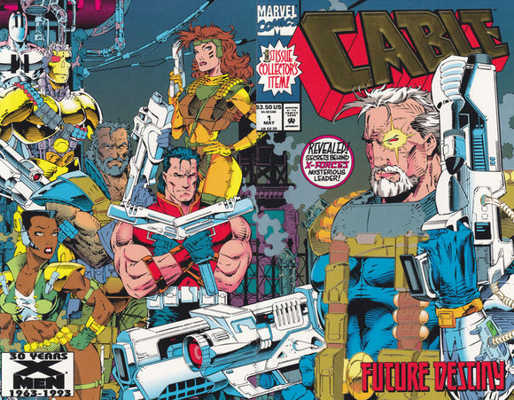 Cable (1993) #1 Issue 1 cover