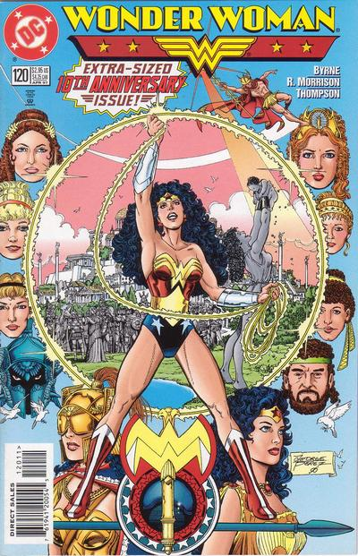 Wonder Woman (1987) #120 Issue 120 cover