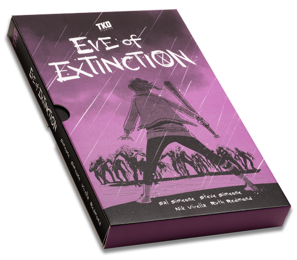 Eve Of Extinction -Comic Book  Issues Slipcase