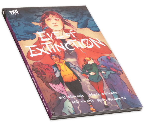 Even Of Extinction Trade Paperback