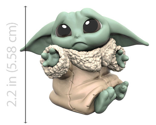 Star Wars Mandalorian Baby Yoda Hold Me Figure - Toys and Collectible