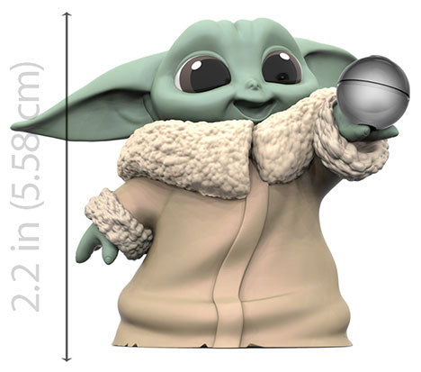 Star Wars Mandalorian Baby Yoda Ball Figure - Toys and Collectible