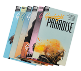 Goodnight Paradise - Issues Slipcase oversize comics from TKO Studios