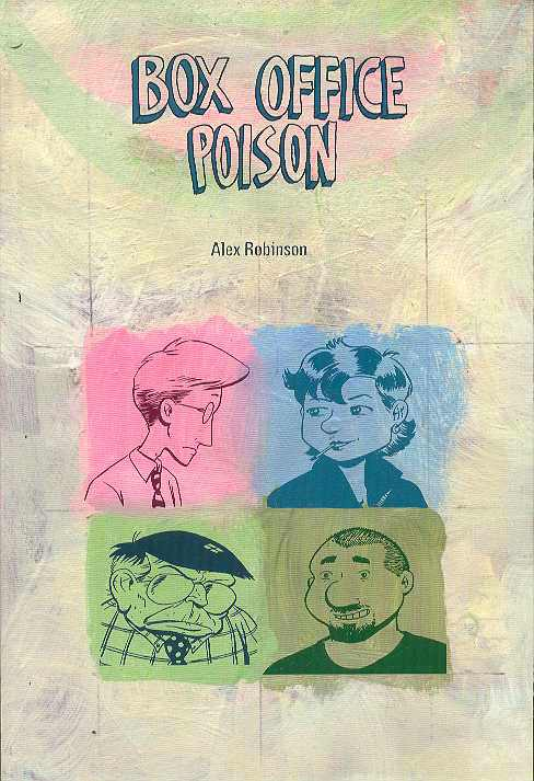 Box Office Poison Complete New Edition Tp