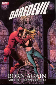 Daredevil TP Born Again - Books
