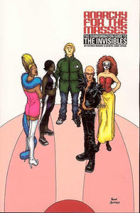 Anarchy For The Masses Guide To The Invisibles Curr Prtng