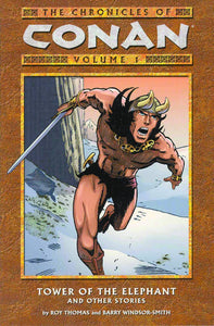 Chronicles Of Conan Tp Vol 01 Tower Of Elephant