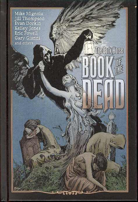 Dark Horse Book Of The Dead Hc