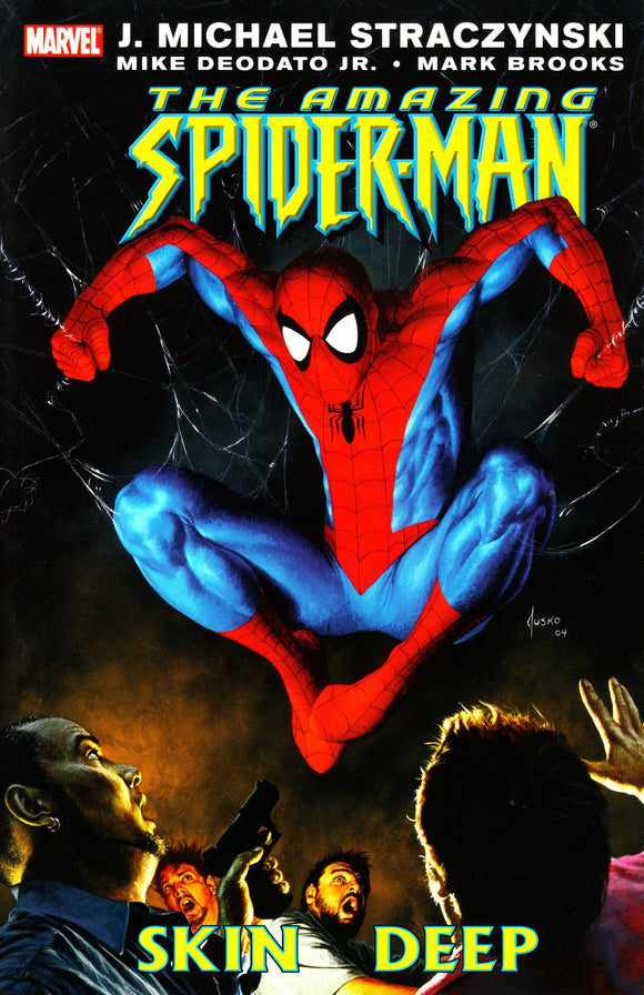 Amazing Spider-Man Tp Vol 09 Skin Deep