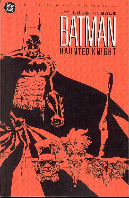 Batman Haunted Knight Tp