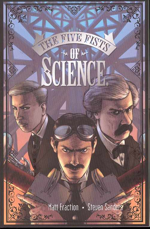 Five Fists Of Science Gn