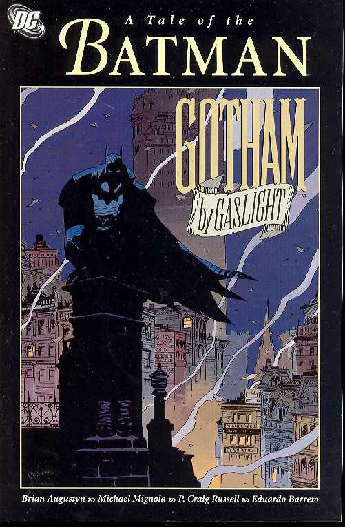 Batman Gotham By Gaslight TP New Ed - Books