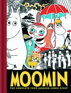 Moomin Complete Tove Jansson Comic Strip Hc Vol 01