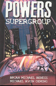 Powers Tp Vol 04 Supergroup New Ptg