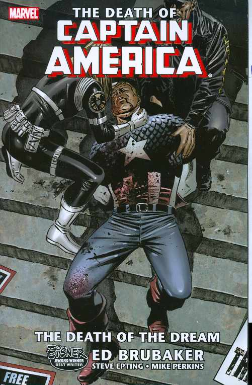 Captain America Tp Vol 01 Death Of Captain America