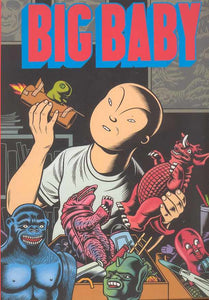 Charles Burns Library Sc Vol 02 Big Baby